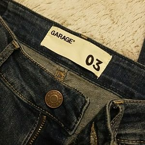 Garage Jeans - Garage Ripped Skinny Jeans